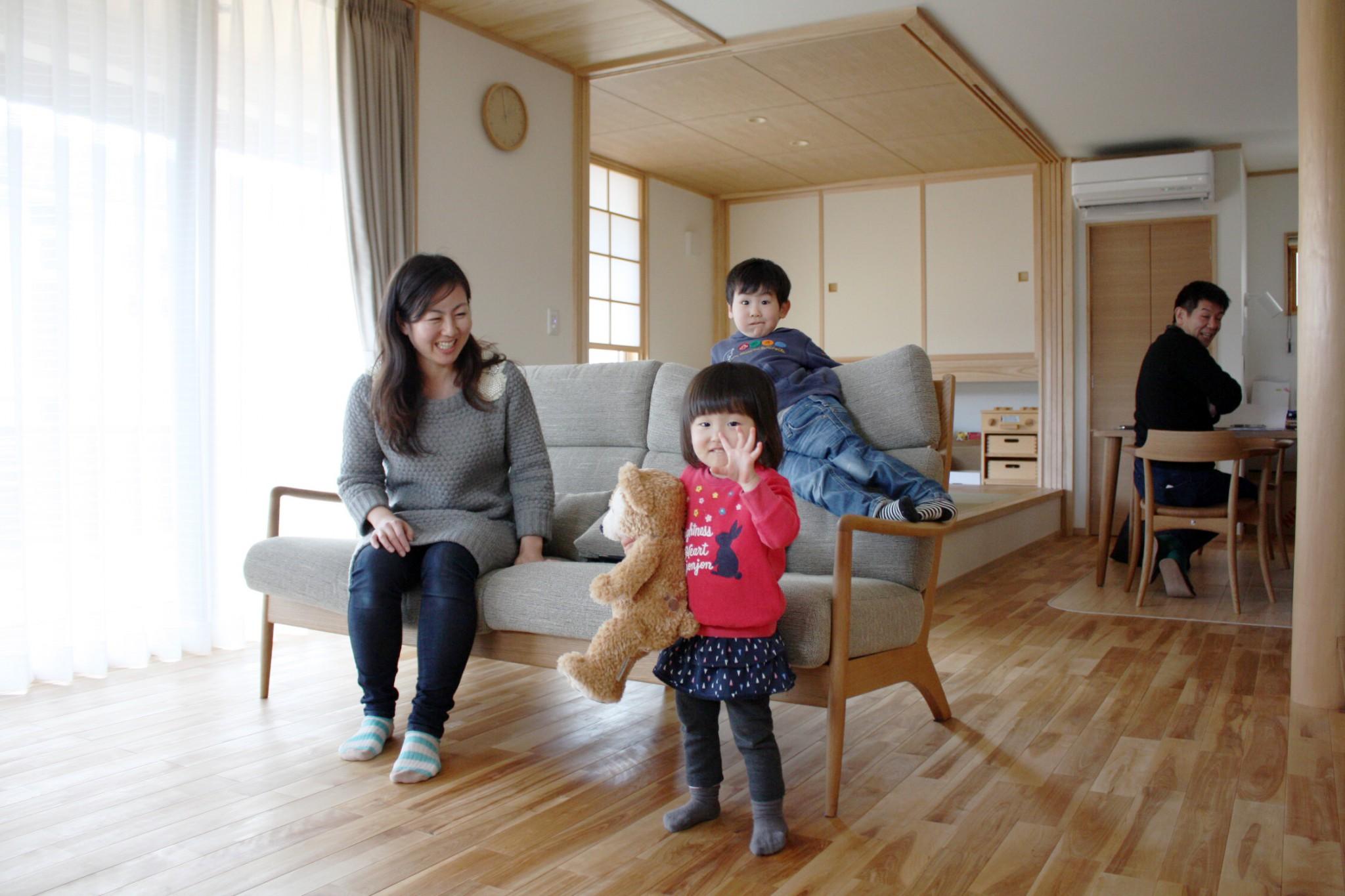 長野市 K様邸イメージ